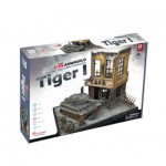 Cubic-Fun-JS4201h Puzzle 3D - German Tiger I - Difficulté: 7/8