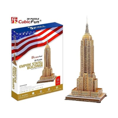 Difficult Ef Bf Bd Puzzle D Empire State Building