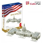 Cubic-Fun-MC074H Puzzle 3D - Capitol