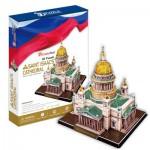 Cubic-Fun-MC122H Puzzle 3D - Russie : Cathédrale Saint-Isaac de Saint-Pétersbourg (Difficulté : 6/8)