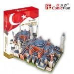 Cubic-Fun-MC134H Puzzle 3D - Turquie, Istanbul : Basilique Sainte-Sophie (Difficulté : 7/8)