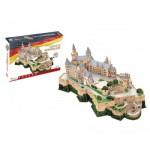 Cubic-Fun-MC232h Puzzle 3D - Château de Hohenzollern - Difficulté : 7/8