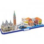 Cubic-Fun-MC269H Puzzle 3D - Cityline Venise