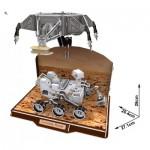 Cubic-Fun-P652H Puzzle 3D - Curiosity Rover (Difficulté : 4/8)