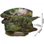 Cubic-Fun-P668H Puzzle 3D - T-Rex - Difficulté : 4/7