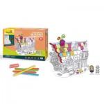 Cubic-Fun-P688h Puzzle 3D - La Maison des Desserts