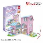 Cubic-Fun-P689h Puzzle 3D - Alisa's Home