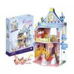 Cubic-Fun-P809H Puzzle 3D - Fairytale Castle