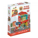 Cubic-Fun-P813H Puzzle 3D - Fire Rescue