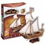 Cubic-Fun-T4010H Puzzle 3D - Yacht Mary