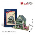 Cubic-Fun-W3106H Puzzle 3D World Style - Welcome to UK