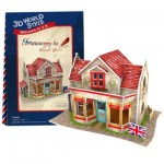 Cubic-Fun-W3108H Puzzle 3D World Style - Welcome to UK