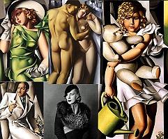 Puzzle De Lempicka Tamara