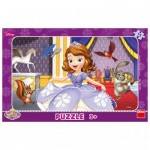 Dino-301221 Puzzle Cadre - Sofia the First