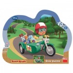 Dino-31121 Puzzle Cadre - Disney : Handy Manny