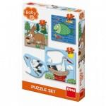 Dino-32511 Baby Puzzles