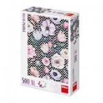 Dino-51405 Pièces XXL - Fleurs