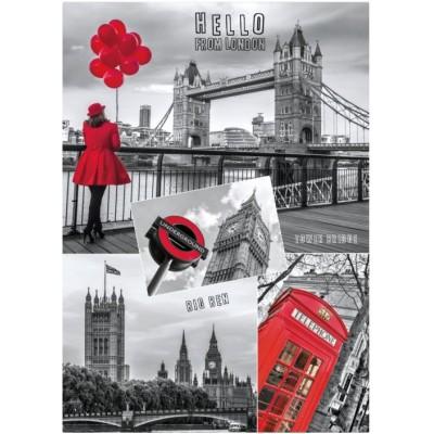 Dino-53250 Hello from London