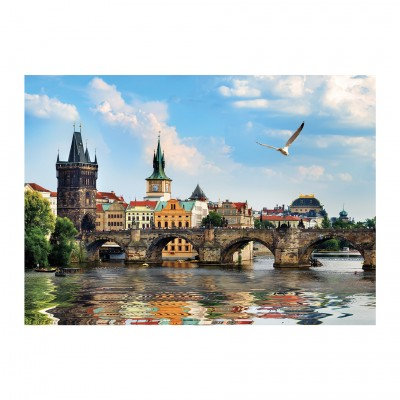 Dino-53273 Pont Charles, Prague