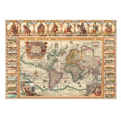 Dino-56106 Carte du Monde Antique