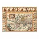 Dino-56115 Vieille Carte du Monde