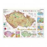 Dino-56117 Carte de la République Tchèque
