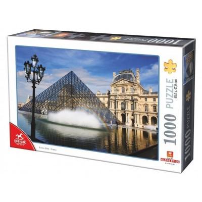 Deico-Games-75772 Le Louvre, Paris
