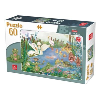 Deico-Games-76496 Animaux du Lac