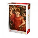 Deico-Games-76700 Dante Gabriel Rossetti - A Vision of Fiammetta