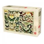 Deico-Games-76786 Encyclopédie Papillons