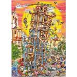 DToys-61218-CC01 Cartoon Collection - Tour de Pise