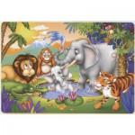 Dtoys-61430-AN-03 La douche de l'éléphanteau