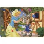 Dtoys-61454-BA-02 Color Me : Pinocchio et la fée