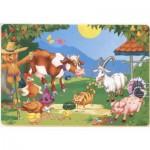 Dtoys-61492-AN-04 Coloriez Moi ! Animaux de la ferme