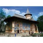 DToys-63038-MN02 Roumanie : Monastère Voronet