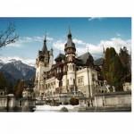 DToys-63052-RM01 Roumanie : Château de Peles