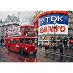 Dtoys-64301 Paysages nocturnes - Londres, Piccadilly Circus