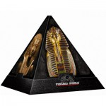 DToys-65957-PP02-(70432) Pyramide 3D - Egypte : Masques égyptiens