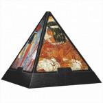 DToys-65957-PP03-(70425) Pyramide 3D - Egypte : Fresques égyptiennes