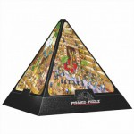 Dtoys-65964 Pyramide 3D - Egypte : Cartoon
