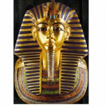 DToys-65971-EY02-(74836) Egypte ancienne - Masque de Toutankhamon
