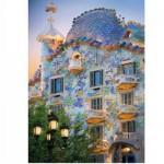 DToys-65995-DE04-(70357) Espagne - Barcelone : Casa Batllo
