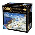 Dtoys-65995-DE06 Discover Europe - Santorin