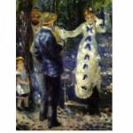DToys-66909-RE03 Renoir Auguste - La balançoire