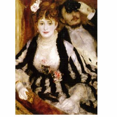 Dtoys-66909-RE05-(70319) Renoir Auguste - La loge