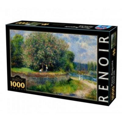 DToys-66909-RE07-(74904) Auguste Renoir - Marronnier en fleurs