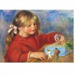 DToys-66909-RE07X Renoir Auguste - Claude Renoir jouant