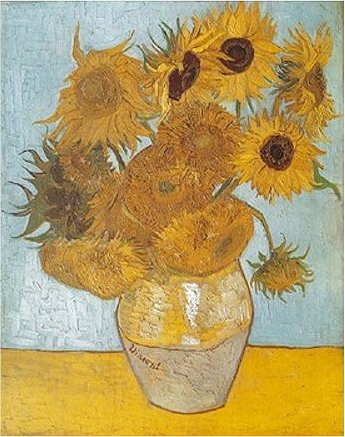 Dtoys-66916 Van Gogh Vincent - Les Tournesols