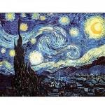 DToys-66916-VG08 Van Gogh Vincent - La nuit étoilée