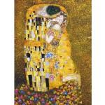 Dtoys-66923-KL01-(66923) Klimt Gustav - Le baiser (détail)